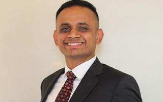 UNT Alumnus Anuj Srinivasan